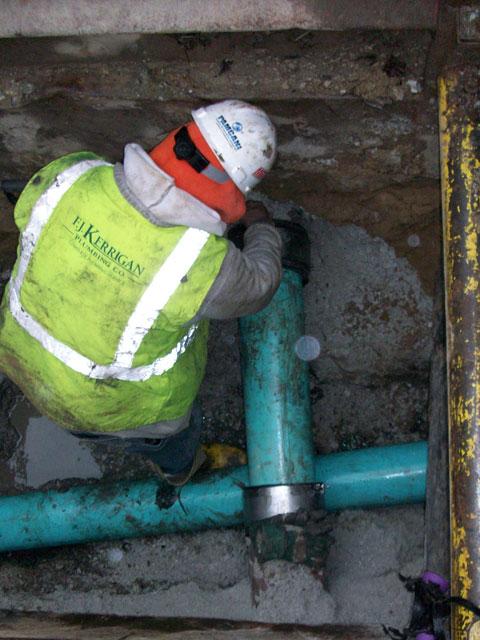 F.J. Kerrigan Plumbing - Sewer & Water Services