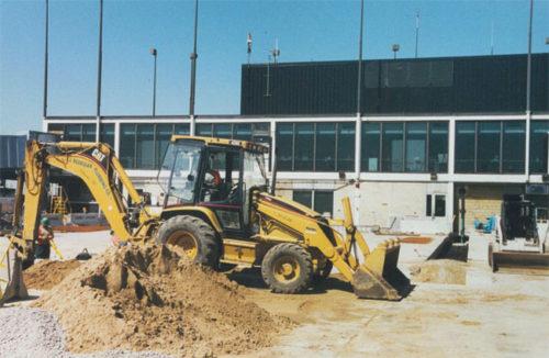 United Airlines United Club - F.J. Kerrigan Plumbing project
