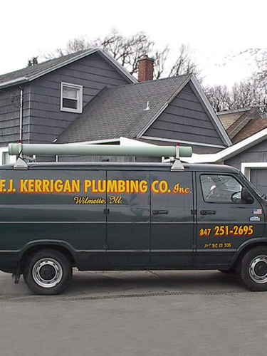 F.J. Kerrigan Plumbing - Residential Services