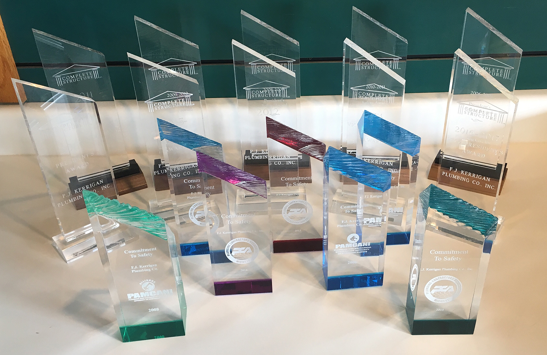F J Kerrigan Plumbing Co Awards Amp Affiliations F J